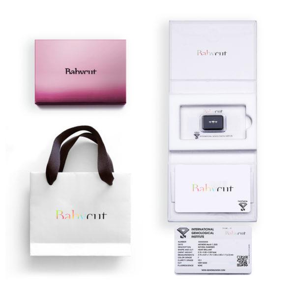 Babycut confezione regalo rosa