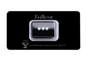 Fullcut blister diamanti da 0.30 carati l'uno - Foto prodotto