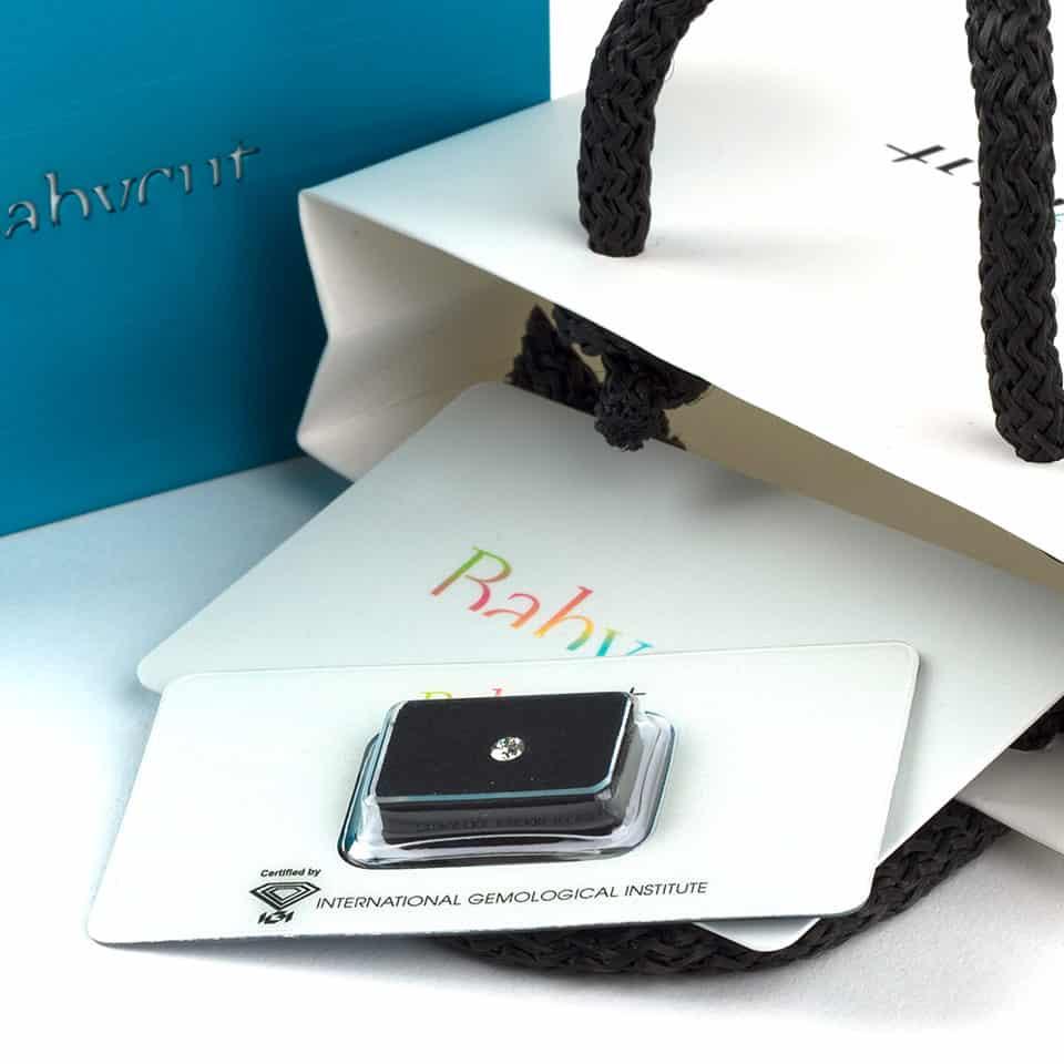 Babycut - diamante da regalo nascita e battesimo