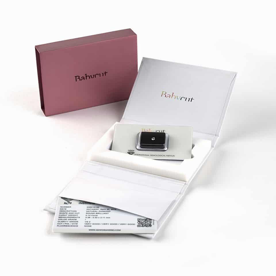 Babycut Diamante Nascita Confezione Rosa - Foto Prodotto