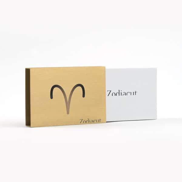 Zodiacut Confezione Segno Ariete - Foto Prodotto